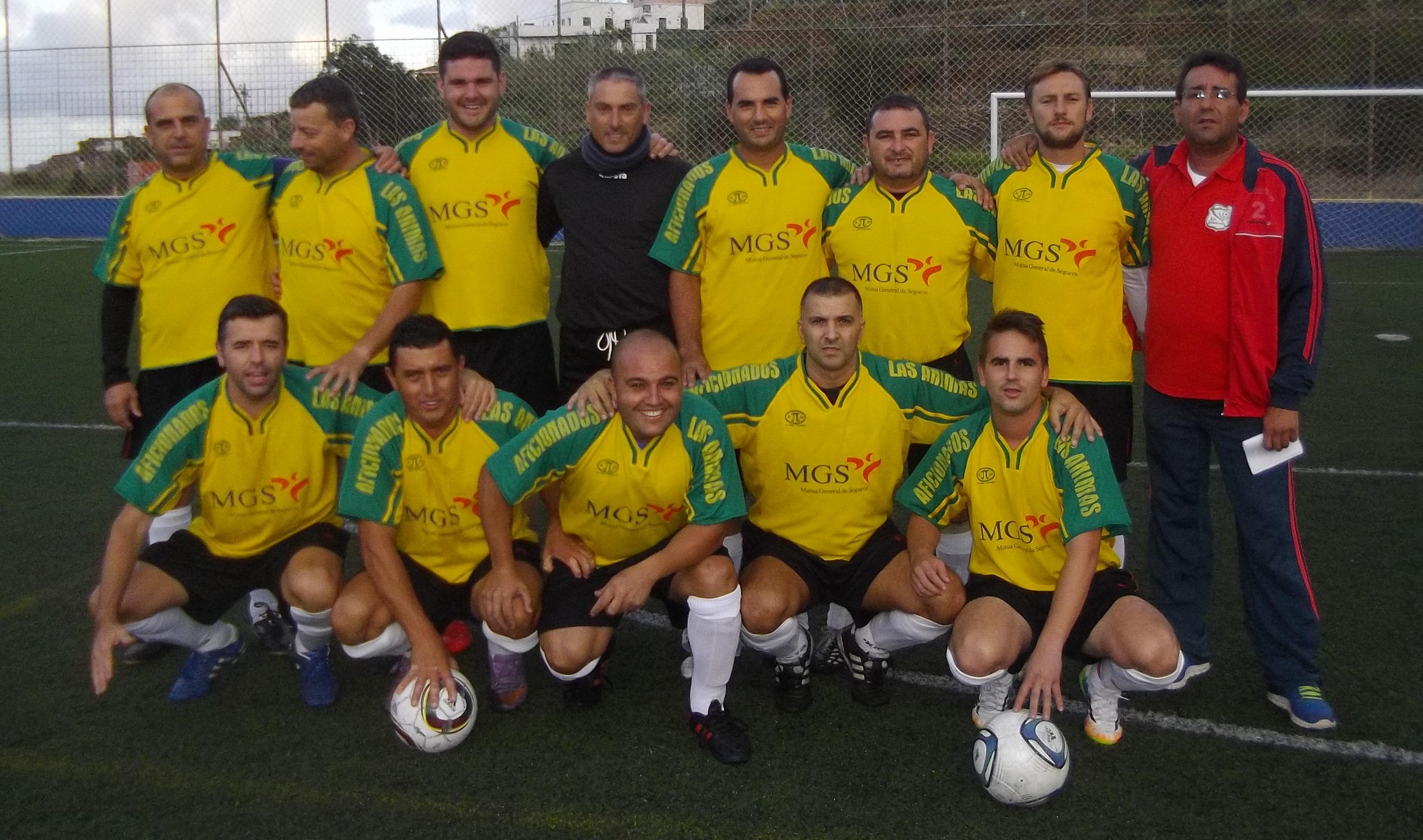 Equipos Temporada 2014 2015 – Las Medianías 13eb2f448f182